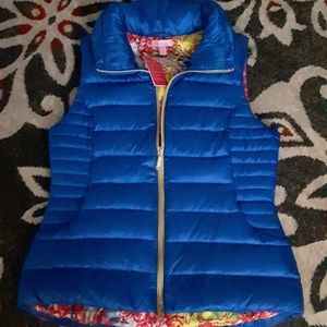 NWT beautiful Lilly Pulitzer Allie packable vest i